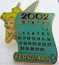 Disney DS Calendar Series February Tinker Bell Pin