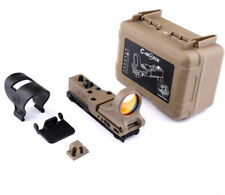 EX 182 Red Dot Scope Element Adjustable Reflex Holographic Optics Sight For Hunt