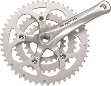 New Sugino XD600 8/9 Speed 152mm 24/36/50t 74/110mm Crankset Bottom