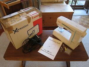 Janome Needle Punching Machine, Needle Felting Embellisher boxed Barely used
