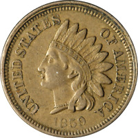 1859 Indian Cent Great Deals From The Executive Coin Company - BBSC23503