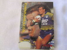 Parramatta Eels Single 1996 Rugby League (NRL) Trading Cards