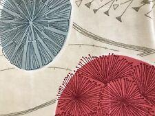 "ZOFFANY HARLEQUIN Fabric UK  7 3/8 YD ""GARDENIA"" MODERN LARGE SCALE MSRP $225/YD"