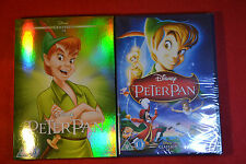 Peter Pan DVD Limited Edition Artwork Sleeve new and sealed