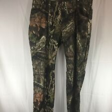Under Armour Mens 42X32 Early Season Camo Hunting Pants Mossy Oak MSRP $70