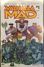 Valhalla Mad #1 NM- 1er Imprimé Image Bd
