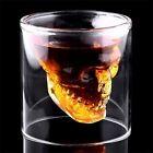 Skull Head Shot Glass Fun Creative Designer Crystal Party Wine Cup LO