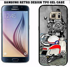 NORTHERN SOUL SKA MOD QUADROPHENIA  SAMSUNG PHONE  TPU GEL CASE