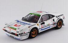"""BEST9749 - FERRARI 308 GTB Gr.4 - Rally del """"Ciocco"""" 1982 - De Antoni / Tognana"""