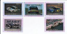 1995 Maxx LICENSE TO DRIVE PREMIER PLUS CROWN CHROME #8 Ward Burton's Car BV$8!