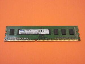 Samsung 4GB (1 Stick) M378B5173EB0-CK0 PC3-12800 DDR3 1600 Desktop PC Memory RAM