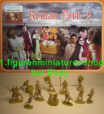 1:72 FIGUREN 075-2 ROMAN PORT SET 2 LIMITIERT - LINEAR-B