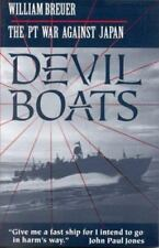 Devil Boats: The PT Against Japan, Textbook Buyback, Asia, Home Front, Naval, Ge