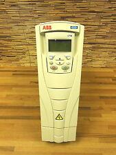 ABB ach500-uh-0649-4 HVAC drive 3hp 6.9A IP21.ul