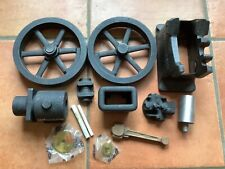 Associated Water Cooled One Lunger Breisch Casting Set + Drawings