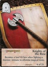 Spellfire - Dragonlance Chase #6 - DLc/06 - Knights of the Rose - D&D