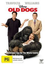 Old Dogs * NEW DVD * John Travolta Robin Williams (Region 4 Australia)