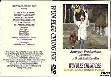 BIZARRE TOTALLY WEIRD INDEPENDENT FILM WUN BLEE CHUNG DEE Salt Lake City DVD
