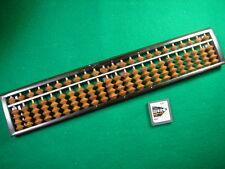 JAPAN Unshu Abacus SOROBAN 23Columns VINTAGE