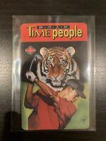 Tiger Woods 1997 Cardwon Promo Taiwan Golf Time People ROOKIE Card RC