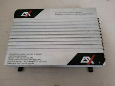 Auto Verstärker ESX 4 - Channel Mosfet Amplifier 7 Band Equalizer