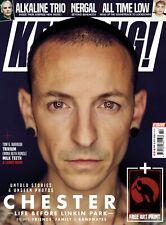 KERRANG! April 2020 CHESTER BENNINGTON Linkin Park BEHEMOTH All Time Low TRIVIUM