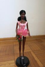 ♥ BARBIE ♥ Ballerina Cara mit Outfit ♥ 1975 AA Black Barbie #9528