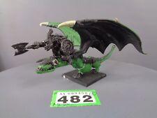 Warhammer orcos goblins edad de Sigmar orruks Metal fuera Warboss en Wyvern 482