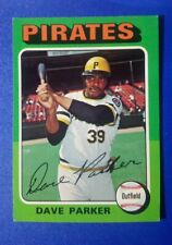 1975 Topps #29 Dave Parker Pittsburgh Pirates NM *Free 1st class Shipping