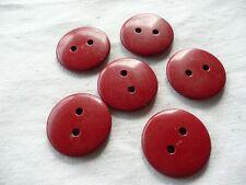 6 boutons  ancien vintage mercerie
