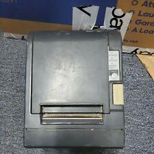 New Listingepson Tm T88ii M129b Pos Thermal Receipt Printer Serial Interface Dark Gray Withps