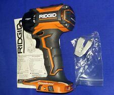 RIDGID AEG Driver a impulsi olio brushless 18V ioni di litio 3 velocità R86036N