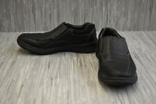 Collections by Clarks Cotrell Step Casual Shoes, Men's Size 9 M, Black