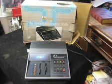 Vintage Regency Information Inf-5 Scanner Radio w/ Box Missing Antenna
