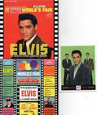 CD Elvis PRESLEY It Happened At The World's Fair (1963) - Mini LP REPLICA - CARD