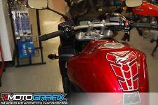 Yamaha FZ1 2006 - 2016 Motorcycle Tank pad Tankpad Motografix 3D Gel Protector