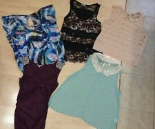 Women's Tops Blouses Spring Summer Clothes lot size Small Final Sale!!