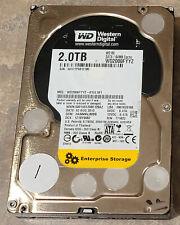 Western Digital Caviar Black 2TB 7200RPM SATA 6Gbps 64MB 3.5