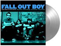 Fall Out Boy - Take This To Your Grave - Silver Vinyl LP - In Stock