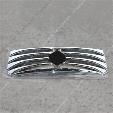 ABS Chrome Front Bumper Middle Grille Grill Trim k For Suzuki S-CROSS SX4 14-17