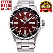 ORIENT SPORTS RN-AA0003R Automatic Mechanical Diver Watch 100% Genuine Product