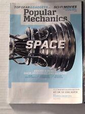 Popular Mechanics Magazine New Spacecraft December/January 2014 121916rh