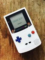 Nintendo GameBoy Color - Refurbished Colour Game Boy Handheld GBC Mario