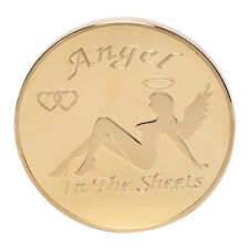 Sexy Women Angel Commemorative Coins Collectible Coins Gold Sex Russia Coins MD