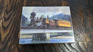 Durango Express 500 Piece Springbok Puzzle