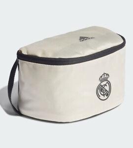 Real Madrid Adidas Borsa tg BEAUTY CASE WASHKIT 2021 22 Beige