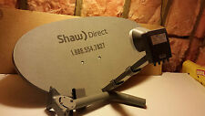 New Shaw Direct 60e Elliptical Dish with XKU LNB