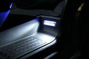 8 LED Einstiegleuchten Trittstufenleuchten für VW T5 T6 Multivan Weis