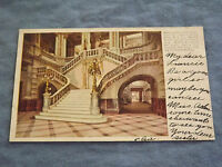 VINTAGE EARLY 1900S METROPOLITAN LIFE INSURANCE OFFICE  NEW YORK   POSTCARD