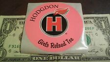 "Hodgdon ""Girls Reload Too"" Pink Gun Propellant Decal / Sticker Vinyl Reloading"